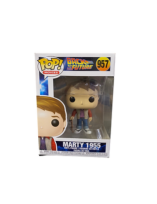 Funko Pop! Back To The Future: Marty 1955