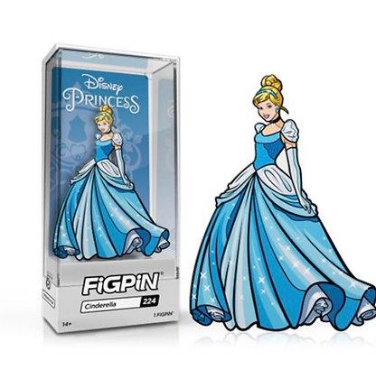 FiGPiN Disney Princess: Cinderella #224
