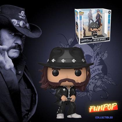Funko Pop! Motorhead Ace of Spades Album Figure
