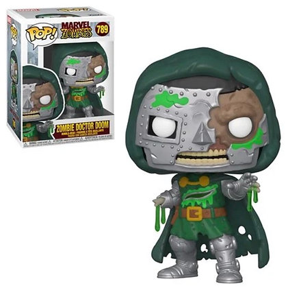 Funko Pop! Marvel Zombies: Dr. Doom