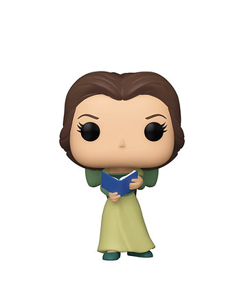 Funko Pop!  Disney Beauty And The Beast: Belle #1010 Shared Sticker Exclusive