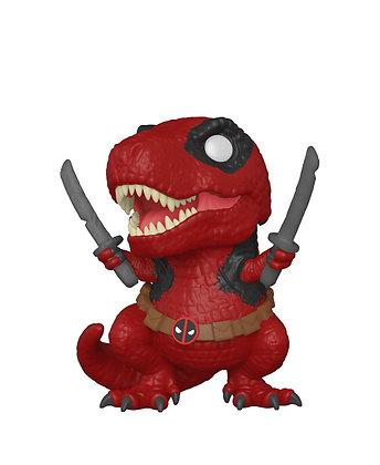 Funko Pop! Marvel 30th Anniversary Deadpool: DinoPool