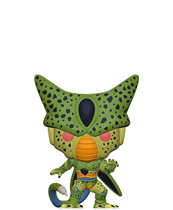 Funko Pop! Dragon Ball Z: Cell (First Form) GLOW IN THE DARK Exclusive