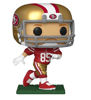 Funko Pop! NFL: 49ers George Kittle