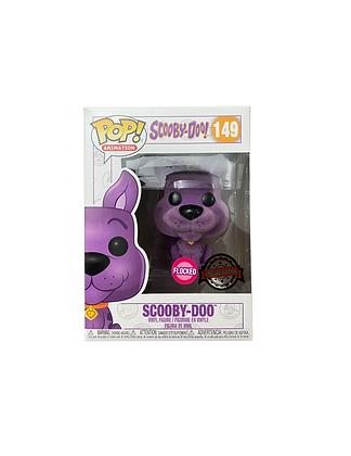 Scooby- Doo FLOCKED Exclusive