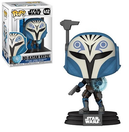 Funko Pop! Star Wars The Clone Wars: Bo Katan #412