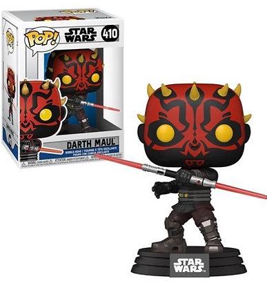 Funko Pop! Star Wars Clone Wars: Darth Maul #410