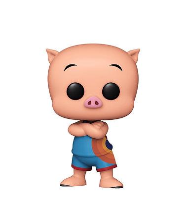 Funko Pop! Space Jam A New Legacy: Porky Pig Funko Shop Exclusive Sticker