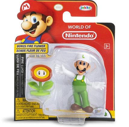 World of Nintendo: Luigi and Fire Flower