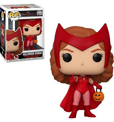 Funko Pop! Marvel WandaVision: Halloween Wanda