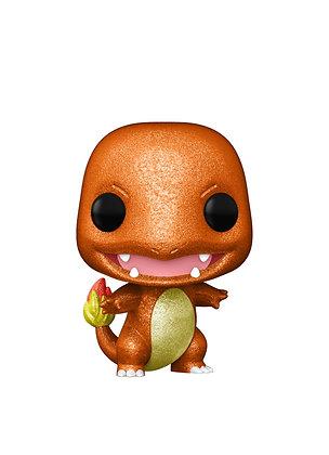 Funko Pop! Pokemon: Charmander #455 Shared Sticker Exclusive