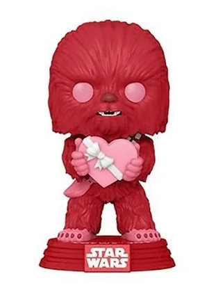 Funko Pop! Star Wars Valentines: Cupid Chewbacca