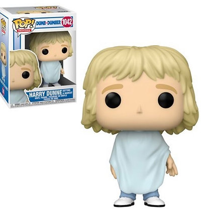 Funko Pop! Dumb and Dumber: Harry Getting Haircut