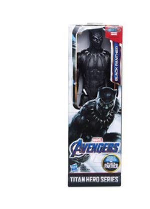 "Marvel: Black Panther 12"" Action Figure"