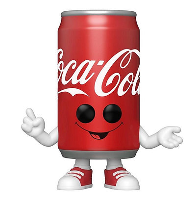 Funko Pop: Ad Icons: Coca-Cola Coke Can