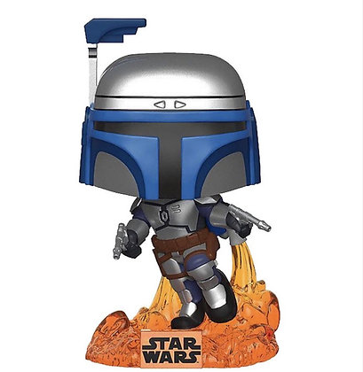 Funko Pop! Star Wars: Jango Fett #285 Special Edition Sticker