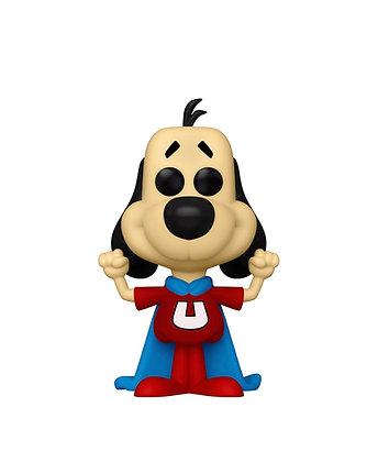 Funko Pop! Underdog: Underdog #851 Shared Sticker Exclusive