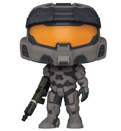 Funko Pop! Halo Infinite: Mark VII with Commando Rifle