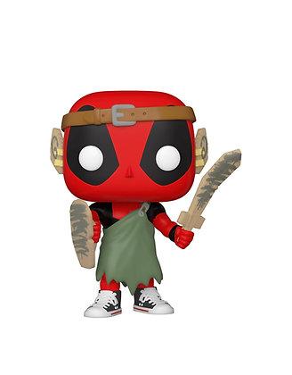 Funko Pop! Marvel 30th Anniversary Deadpool: Larp