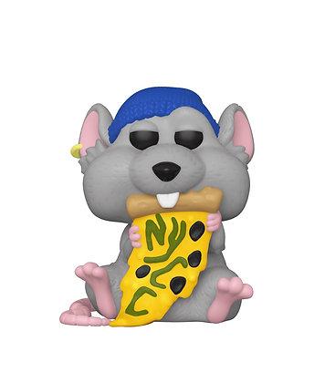 Funko Pop! Pizza Rat #54 2020 NYCC Shared Sticker