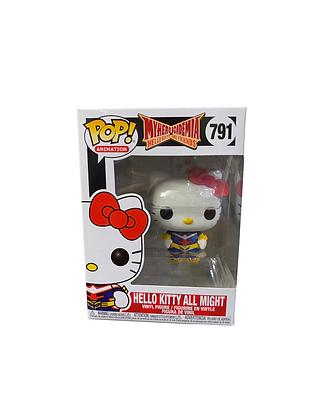 Hello Kitty All Might