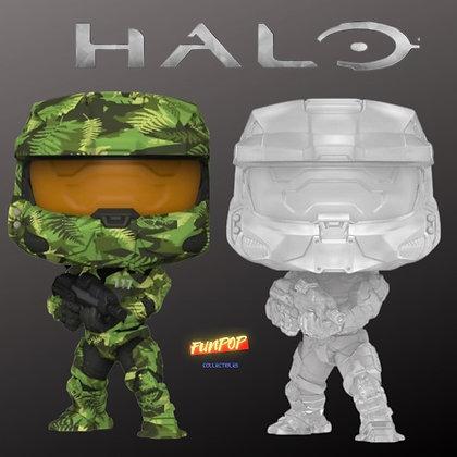 Funko Pop! Halo Infinite: Master Chief Exclusive Bundle of 2