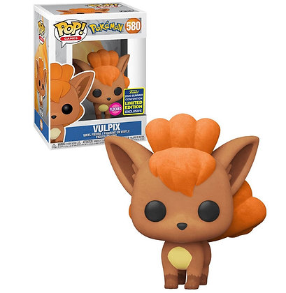 Vulpix FLOCKED Exclusive