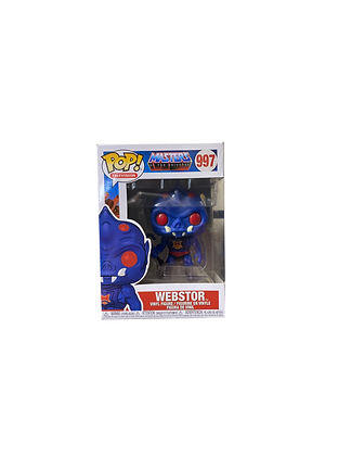 Funko Pop! Master of The Universe: Webster