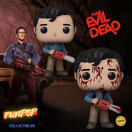 PREORDER Funko Pop! Evil Dead: Ash CHASE/COMMON Bundle
