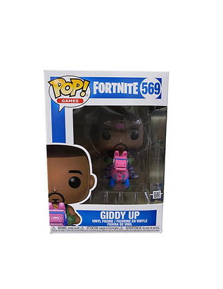 Fortnite: Giddy Up