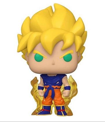 Funko Pop! Dragon Ball Z: Super Saiyan Goku( First Appearance)