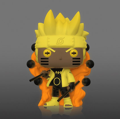Funko Pop! Naruto: 6 Path Sage Glow In The Dark, Specialty Series