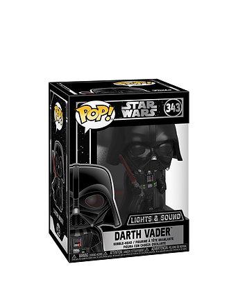 Funko Pop! Star Wars: Darth Vader Electronic Pop