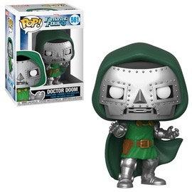 Doctor Doom Fantastic Four