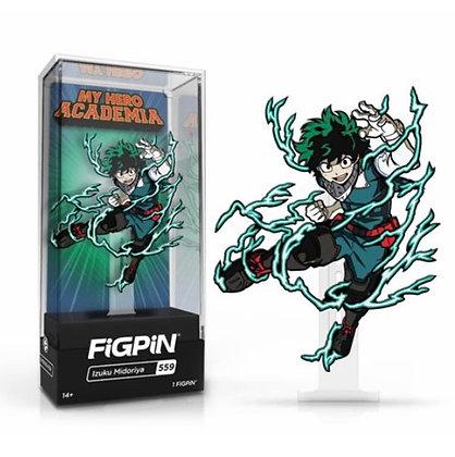 FiGPiN My Hero Academia: Izuku Midoriya #559