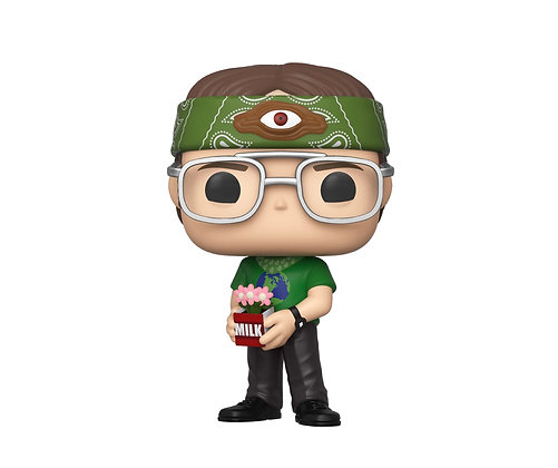 Funko Pop! The Office: Dwight Schrute(Recyclops)  ECCC shared Exclusive