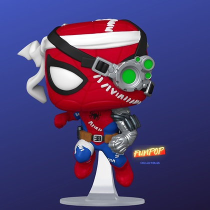 Funko Pop! Marvel: Cyborg Spider-Man #723