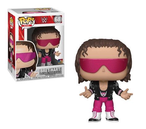 Funko Pop! WWE: Bret Hart #6&