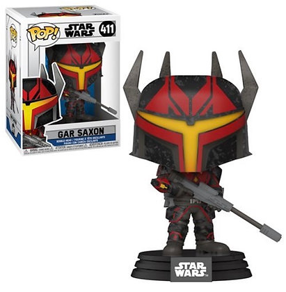 Funk Pop! Star Wars The Clone Wars: Gar Saxon #411