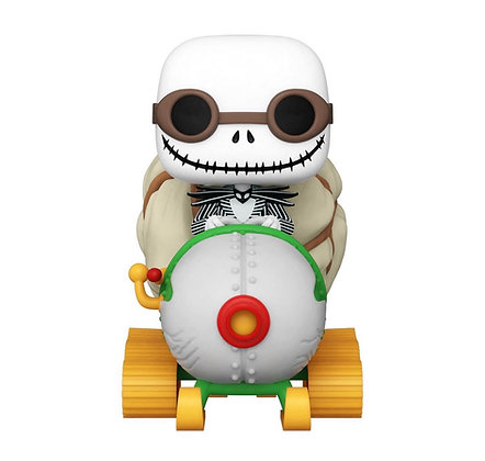 Funko Pop! Nightmare Before Christmas: Jack with Goggles and Snowmobile