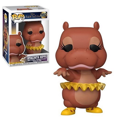 Funko Pop! Disney: Fantasia 80th Anniversary Hyacinth Hippo
