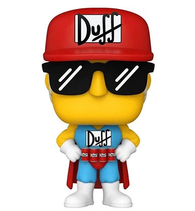 Funko Pop! Simpsons: Duffman