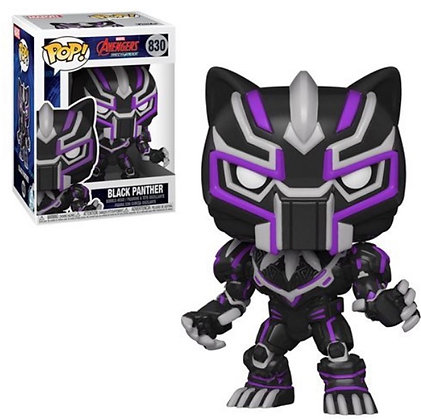 Funko Pop! Marvel Mech: Black Panther