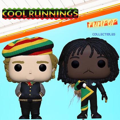 Funko Pop! Cool Runnings: Bundle of 2