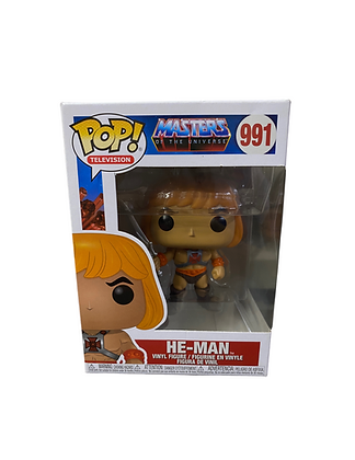 Funko Pop! Masters of The Universe: He-Man #991