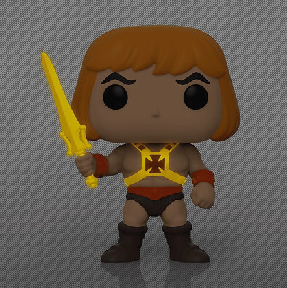 Funko Pop! Masters of The Universe! He-Man #991 Glow-In-The-Dark Exclusive
