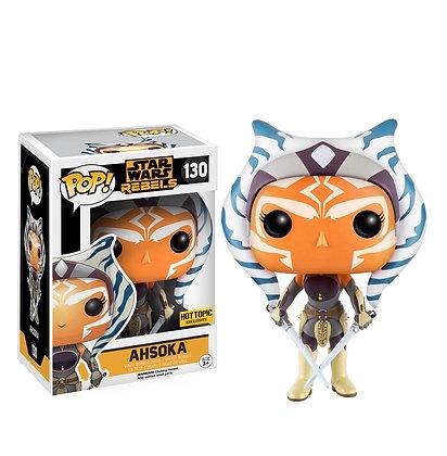 Funko Pop! Star Wars Rebels: Ahsoka #130