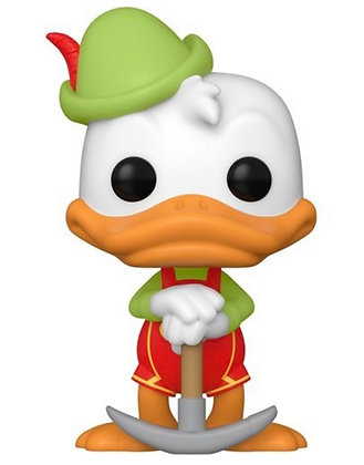 Funko Pop! Disney 65th Anniversary: Donald in Lederhosen