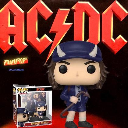 Funko Pop! AC DC Highway To Hell Album Figure