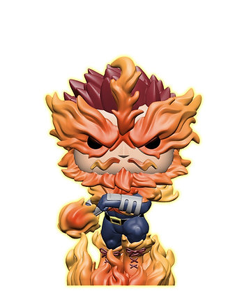 Funko Pop! My Hero Academia: Endeavor #785 GITD Exclusive